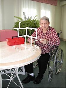 Plumbers Puzzle for Patients with Dementia
