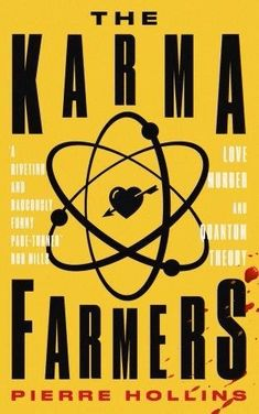 | Book Review |  The Karma Farmers – Pierre Hollins