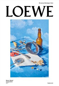 An image from Loewe's fall 2017 campaign