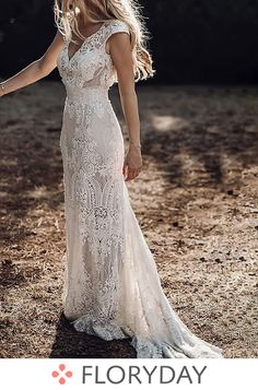 20 Unconventional Wedding Dress Ideas You Will LOVE! - Robin Herrdin 20 Unconventional Wedding Dress Ideas You Will LOVE! 20 Unconventional Wedding Dress Ideas You Will LOVE!, Wedding Dress Ideas Are Vintage Inspired Wedding Dresses, Rustic Wedding Dresses, Bohemian Style Wedding Dresses, Wedding Reception Dresses, Boho Lace Wedding Dress, Wedding Dress For Short Women, Wedding Skirt, Vintage Dress Wedding, Bohemian White Dress