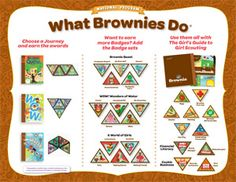 What Brownies Do: Brownie (Grades 2-3) - Girl Scouts of Greater Atlanta