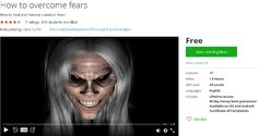 How to overcome fears-udemy free coupon