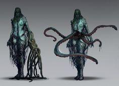 1000 Images About Mythos On Pinterest Lovecraftian Horror, Yog - 1600x1163 - jpeg