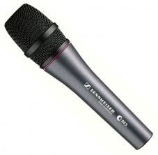 Sennheiser Evolution 865 mic - because it makes a difference
