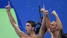 Phelps joins the dope debate, says cheats should be kept away
