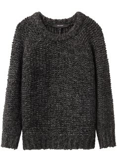 Isabel Marant | Minimal + Chic | @CO DE + / F_ORM  This sweater...or a less expensive version of it...MUST be mine! Its perfect.