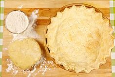 Perfect Processor Pie Pastry recipe - Canadian Living