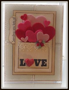 BethieJ's Blog!- My Scrappy/Crafty Spot!: Card and Recipe Share!