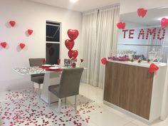 No Valentine, Valentines Gifts For Boyfriend, Boyfriend Gifts, Romantic Room Surprise, Love Days, Decoration, Life Hacks, Picnic, Decorative Boxes