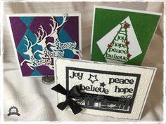 Christmas Card Creating with Anita Enright