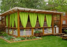 15 идей для строительства беседки, о которой всегда мечтаешь... Вот это я и сделаю летом в саду!