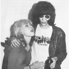 On this day back in '75 the Ramones & Blondie played at CB's.