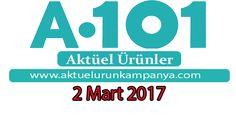 A101 2 Mart 2017 Aktüel Ürünler Kataloğu