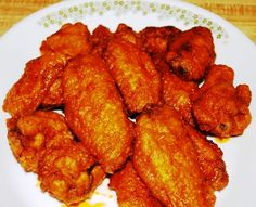 Restaurant Style Chicken Wings at home!