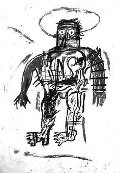 #Basquiat Jean-MichelJean-Michel BasquiatMore Pins Like This At FOSTERGINGER @ Pinterest