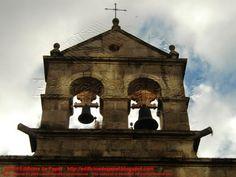 Campanario de la Capilla del Monasterio de Santo Domingo
