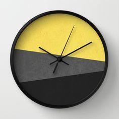 Joy of Colors Wall Clock