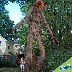 Ya se acerca Halloween, qué tal uno de estos para adornar tu jardín en la noche de brujas, y ustedes ¿cómo van a adornar sus casas?
