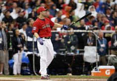 Brian Dozier during the 2014 Home Run Derby