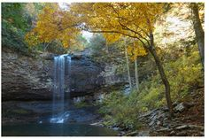 Top 15 best places in Georgia to see the fall leaves change!