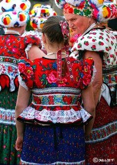 Hungarian traditional dress