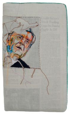 Art Objects by Lauren DiCioccio: Stitchery inspiration