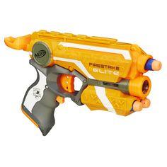 Pistola Elite Firestrike Nerf