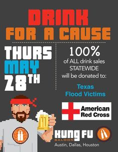 Things To Do To Benefit Flood Victims