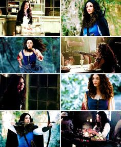 """Marie-Jeanne Valet in the upcoming Teen Wolf episode, titled """"The Maid of Gévaudan."""""""