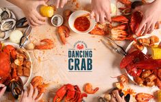 They may be serving 'Louisiana Seafood', but this crab-and-friends eatery actually hails from Singapore. Although the physical distance to the American South is Seafood Place, Seafood Broil, Louisiana Seafood, Best Seafood Restaurant, Food Places, Food Lists, Food Menu, Shrimp, Meat