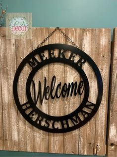 PK Decor offers a large variety of door hangers and acm metal monogram decor. We make decorating your front door or gift giving easy with lots of home decor! Painting For Kids, Painting On Wood, Side Wall, Custom Metal, Foyers, Paint Party, Door Signs, Garages, Fences