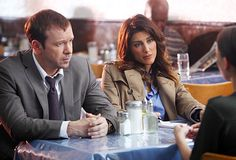 Donnie Wahlberg, Jennifer Esposito, Blue Bloods x2