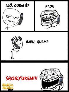 Oi, aqui é o Radu!