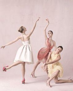 Beautiful, romantic, graceful and feminine. I just love the ballet-inspired bridal fashions featured on Martha Stewart Weddings . Ballet Inspired Fashion, Ballet Fashion, Dance Fashion, Ballet Photography, Fashion Photography, Ballet Wedding, Wedding Dress, Dream Wedding, Love Dance