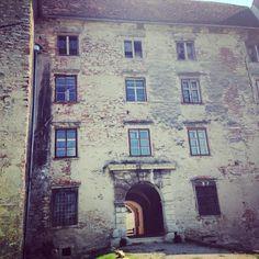 Schloss Spielfeld in der Südsteiermark Felder, Castle, Palace