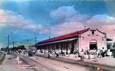 Fotos de Torreón, Coahuila, México: Estacion del Ferrocarril