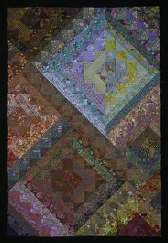 Pattiy Torno @ CURVE: Quilts