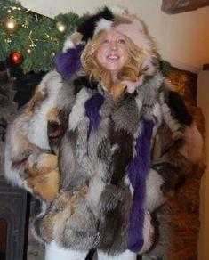 Fox Coat, Furs, Coats, Street, Sexy, Jackets, Beautiful, Fashion, Fur Coats