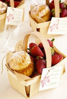 Goodie Baskets | Children's Outdoor Woodland Party | Top Tips for Party Planning