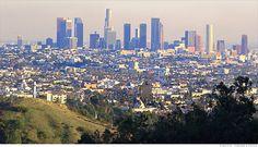Los Angeles - Miasto żyjące przez całą dobę.