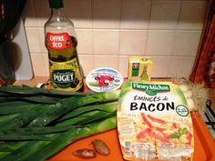 Tartinade poireaux bacon WW au Thermomix