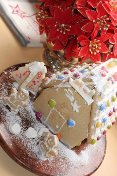 Failsafe Foodie: Christmas Gingerbread House (with no ginger)
