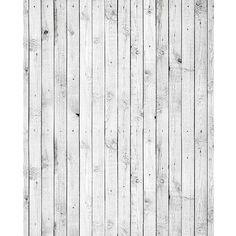 Painted White Planks