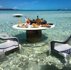Bugaloo's Conch Crawl, Turks and Caicos, Beach Bar, Restaurant
