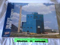 Walthers Cornerstone Series 933-3055 Tri-State Power Authority HO scale #Cornerstone