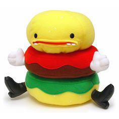 Friendswithyou Mr TTT Burger plush