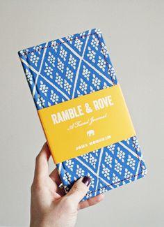 Ramble & Rove, a travel journal by John Robshaw