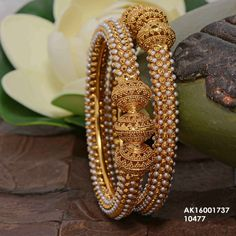 Antique bangles INR 599 / pair plus shipping Direct message us for orders and queries Online payment mode (No COD) . Gold Bangles Design, Gold Jewellery Design, Gold Jewelry, Fine Jewelry, Designer Jewelry, Stylish Jewelry, Fashion Jewelry, Ring Set, India Jewelry