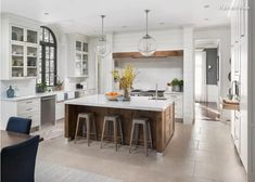 Kitchen of the Week: From Overwrought to Simplified Beauty - Google Chrome - Gyazo