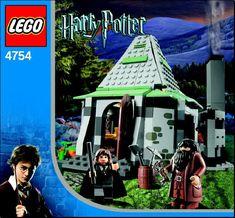 Harry Potter - Hagrids hut [Lego 4754]